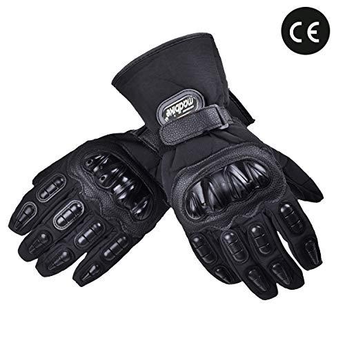 Madbike, guanti da moto impermeabili e invernali.