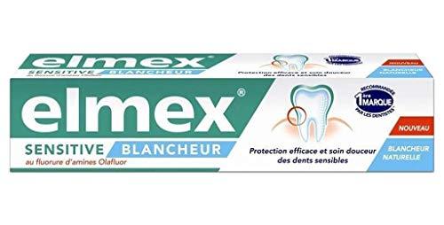 Elmex Zahnpasta Sensitive Whitening 75ml (3er-Pack) 1