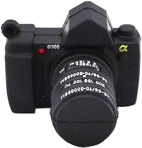 Aneew Pendrive - Chiavetta USB da 16 GB, a forma di macchina fotografica 2.0, idea regalo
