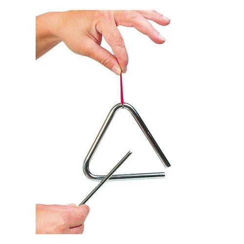 Goki UC004 - Musikinstrument - Triangel