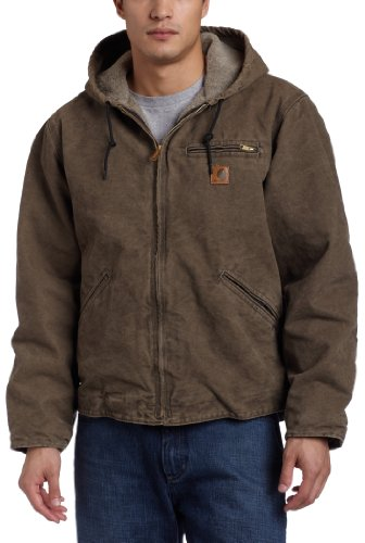 Carhartt Men's Sherpa Lined Jacket