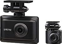 コムテックドライブレコーダーZDR016前後2カメラ