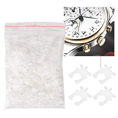 1000Pcs Relojes Pausa Herramienta Relojes Coronas De Tiempo Stopper Reloj De Pulsera Time Stop Ahorro De Batería Herramienta De Reparación Accesorio