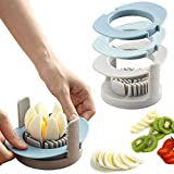 egg slicers with steel cutting