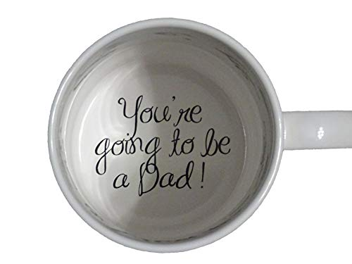 You're Going to be a Dad Coffee Mug, Pregnancy Announcement, pregnancy...