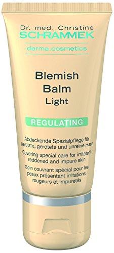 Soin couvrant spécial pour les peaux présentant irritations, rougeurs et impuretés