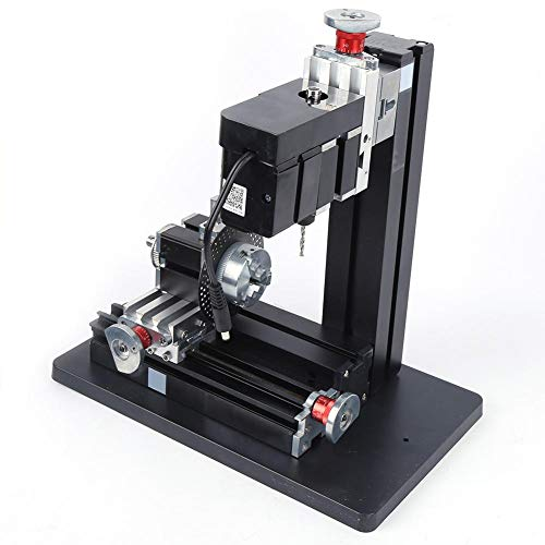 %9 OFF! Drill Press, Z10002M 24W 20,000 rpm Metal Dividing Drill Machine with Plate for Processing W...