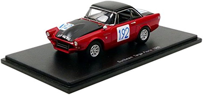 Las ventas en línea ahorran un 70%. Spark Tiger Targa Florio 1965Sunbeam, S4062, Rojo Rojo Rojo Negro, en Miniatura (Escala 1 43  online al mejor precio