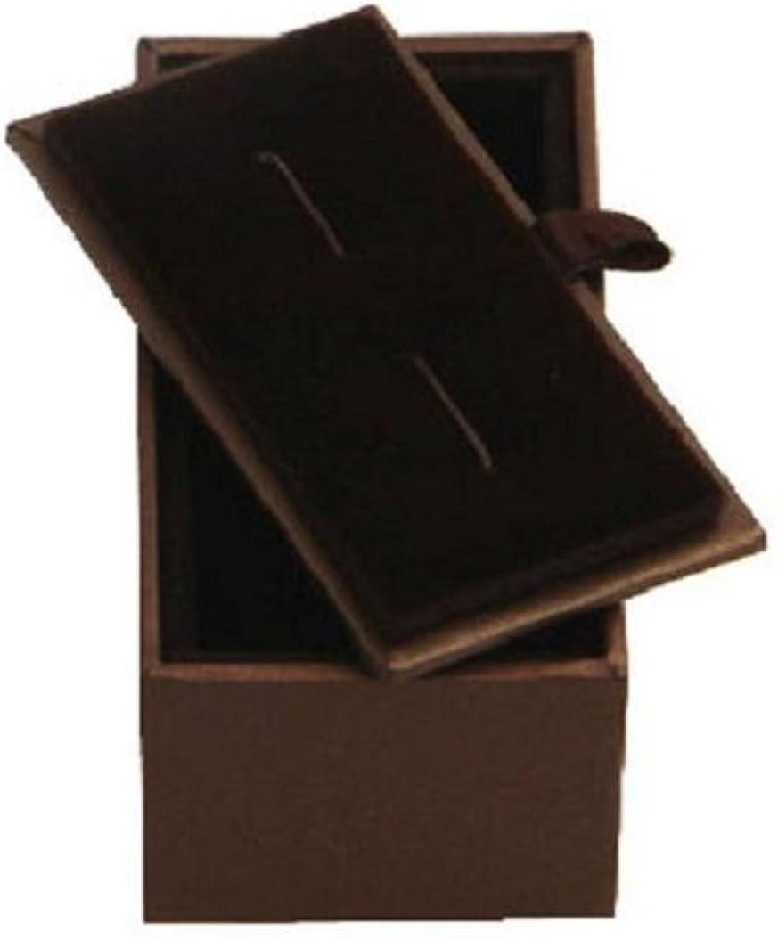 MRCUFF Black Diamond Dust Formal Set Cufflinks in Presentation Gift Box & Polishing Cloth