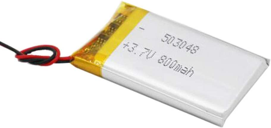ZZBAT 3.7V 800MAH 503048 053048 for Luxury goods Polymer Battery Tabl Lithium OFFicial mail order
