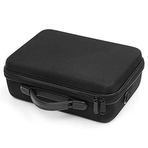 Ofgcfbvxd RC Aviones no tripulados de Piezas de Repuesto Bolso maletín de Transporte Caja Compatible con Eachine E010 E010S E013 E50 E51 E52 E55 E56 E58 visuo XS809HW Aviones no tripulados