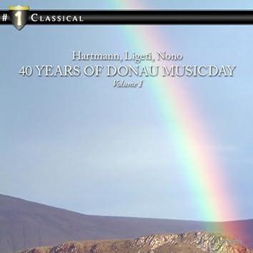 40 Year of Donau Musicday Vol. 1