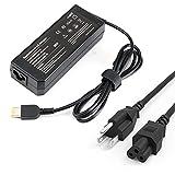 20v 4.5a 90W USB AC Adapter Charger for Lenovo Thinkpad T540P N20 T440P T470 T570 T450 T450S T460 T460S X270 E570 L570,IdeaPad U430P U530 U430,P/N 0A36258 0B46994 ADLX90NLC3A ADLX90NCC3A ADLX65NCC3A