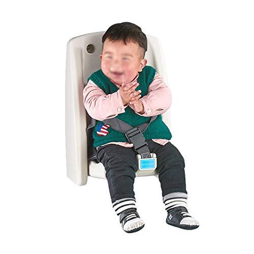 ZJM- Tables à Langer Table à Langer Murale Horizontale pour hôtel et aéroport, Organisateur hygiénique pour bébé, avec Sangle de sécurité, Charge de 25 kg