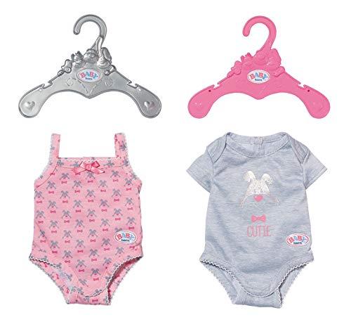 Zapf Creation 829035 Baby Born Underwear pink 43cm
