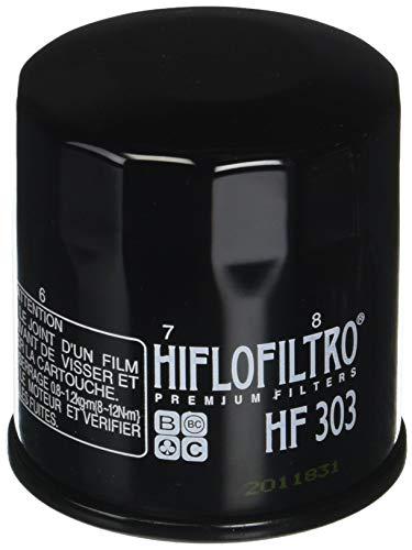 HIFLO FILTRO HF303 Black Premium Oil Filter