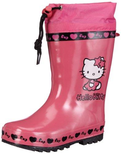 Hello Kitty Mädchen HK IANKARO Gummistiefel, Pink (21), 32 EU