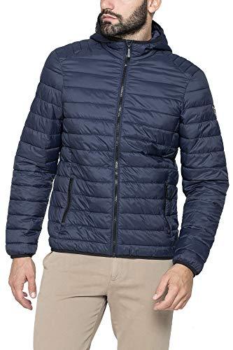 Carrera Jeans - Giubbotto per Uomo, Tinta Unita, Tessuto Impermeabile (EU XL)