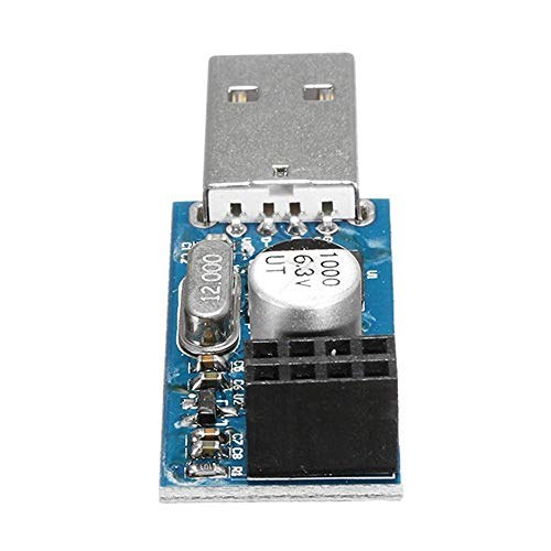 YIONGA CAIJINJIN Module 30pcs USB To ESP8266 WIFI Module Adapter Board Mobile Computer Communication Wireless Scientific Experiment Module