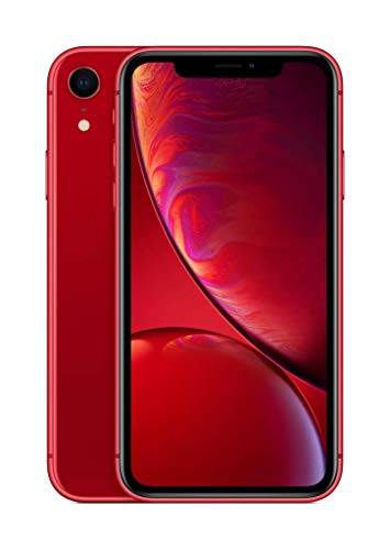 "Apple iPhone XR 15.5 cm (6.1"") 64 GB Dual SIM 4G Red"