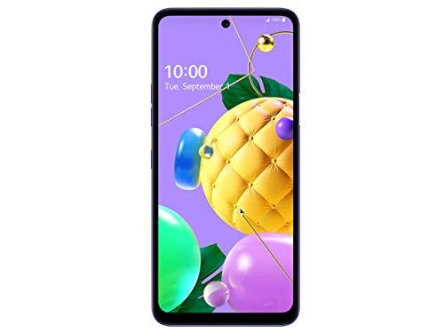 """LG LMK520 K52 Smartphone K52 Tim Blue 6.59"""" 4gb/64gb 4000mah Dual Sim"""
