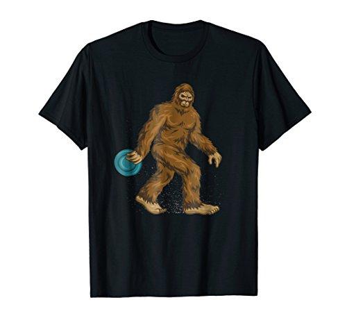 Disc Golf Gifts Bigfoot Disc Golf Men & Women Tee Shirts