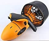 Changli Under Water Scuba Sea Scooter,Waterproof 300W Electric Sea Scooter Dual Speed Underwater Propeller Diving Pool Scooter Water Sports