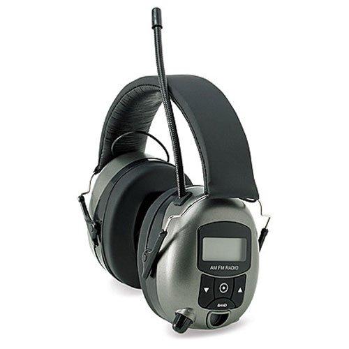 Safety Works 10121816 MP3/AM/FM Digital Radio Ear Muffs
