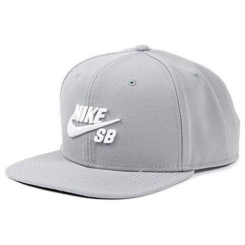 Nike Herren U Nk Cap Pro Kappe, Mehrfarbig (Staub/schwarz/weiß), Einheitsgröße