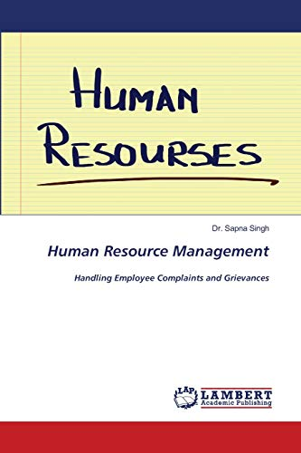 Human Resource Management: Handling Employee Complaints and Grievances