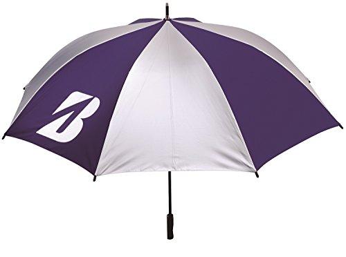 ブリヂストン 日傘 晴雨兼用 UVカット加工 収納ケース付き BACN11 シルバー(SV)