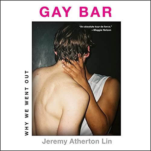 『Gay Bar』のカバーアート