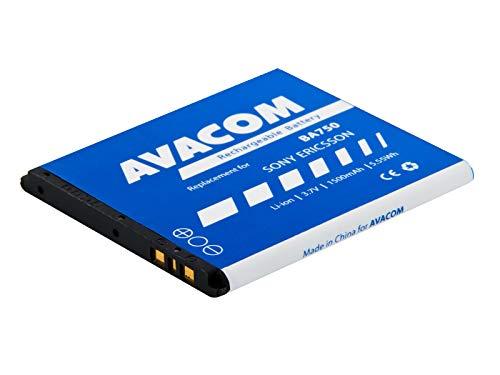 Avacom BA7501500mAh Batteria di Ricambio per Sony Ericsson LT15i/LT15i Xperia Arc/LT15i/LT18i Xperia Arc S/Xperia Arc/Xperia Arc S (Li-Ion 3.7V 1500mAh)