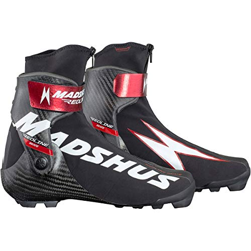 Madshus Redline Chaussures de patinage Noir Taille...