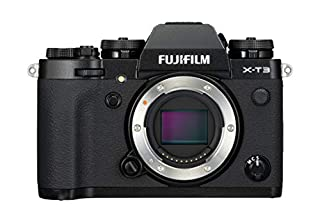 Fujifilm X-T3 - Cámara de objetivo intercambiable sin espejo, con sensor APS-C de 26,1 Mpx, video 4K/60p DCI, pantalla táctil, WIFI, Bluetooth, Negro (B07H3XYK78) | Amazon price tracker / tracking, Amazon price history charts, Amazon price watches, Amazon price drop alerts