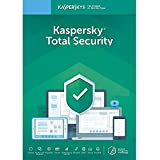 Kaspersky Total Security 2021-1-Year | 1-Device
