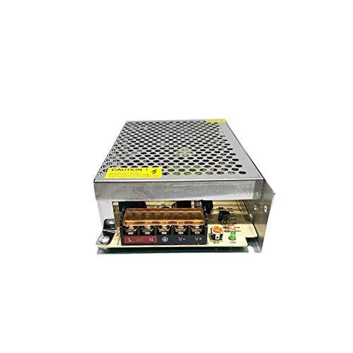 ZCX Zcxiong Cambio de AC Adaptador 12V Fuente de alimentación 24V 5V LED Transformador de iluminación 220V / 110V a DC 5 12 24 V 1A 3A 5A 6A 10A 14A 15A 20A 30A (Power : 24V 1.5A)