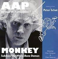 Monkey Subdues the White-Bone Demon by Schat