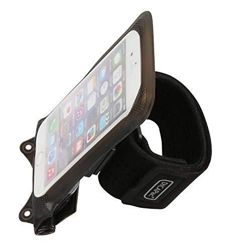 DiCAPac Action Geschikt voor Acer Liquid Z6 - sportarmband met mobiele telefoon waterdicht IPX8 - sportarmband joggen/lopen en zwemmen - andere houders beschikbaar
