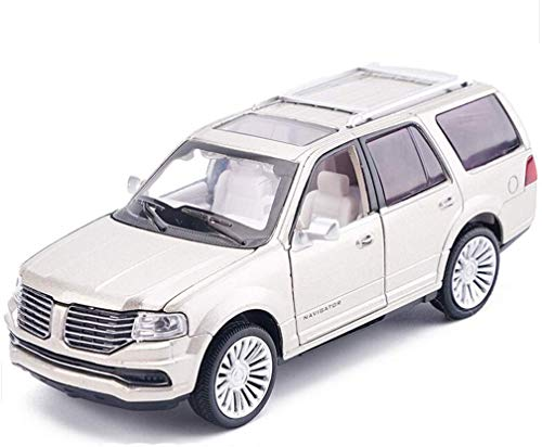Model auto's Model Car Auto Model Simulatie Toy Car 1/32 geluid en licht Deur Open Car Model Model - Champagne/rood/zwart Model To Send Boys Gift van de vakantie lili