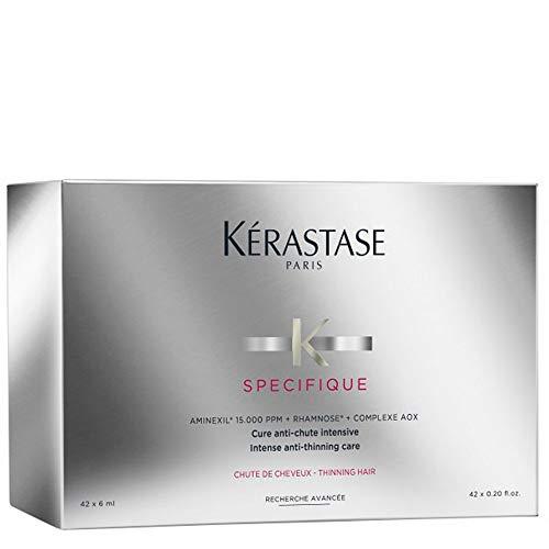 Kérastase Spécifique Aminexil 42 unidades -ampollas contra caída del cabello