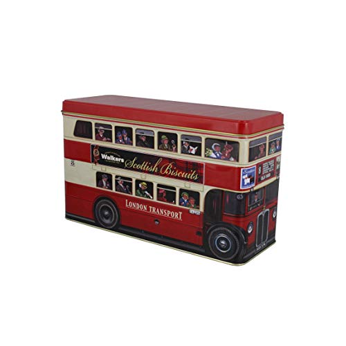 Walkers London Bus - Galletas Surtidos, 450 gramos