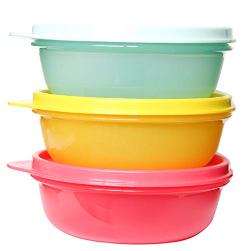 Tupperware S.S. Bowl Frischhaltedosen Set (3 x 1,27 Tassen)