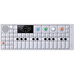 "CREATE MUSIC ON-THE-FLY - The Teenage Engineering OP-1 features 13 unique synth engines, 7 high-quality stereo effects, and exchangeable LFOs. It offers physically modeled string synthesis and frequency modulation. OFFERS ""TAPE RECORDING"" - The 4-tra..."