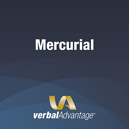 Word of the Day: Mercurial cover art
