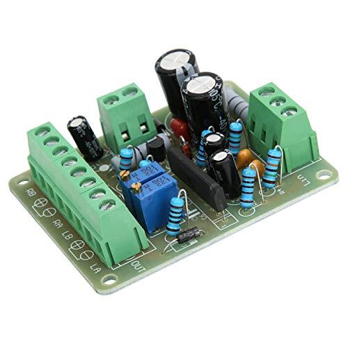 Modulo amplificatore di potenza DB Misuratore di livello audio DC 12V Ampio margine di potenza VU Meter Modulo driver Lavoro a breve termine per test di livello audio Lampadine piccole