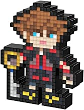 PDP Pixel Pals Kingdom Hearts Sora Collectible Lighted Figure, 878-056-NA-SORA