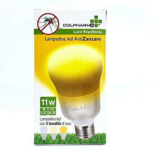 Colpharma Lamp Led A/zanz 11w