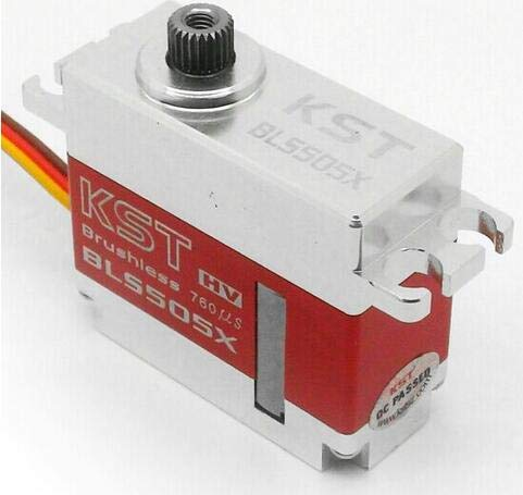 Yoton Accessories KST BLS505X Narrow Band Brushless HV Servo for 450 500 Class Tail Heli Helicopter