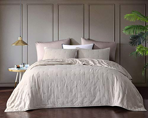 Bourina Reversible Bedspread Coverlet Set review